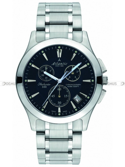Zegarek Atlantic Seahunter Chrono 71465.41.61
